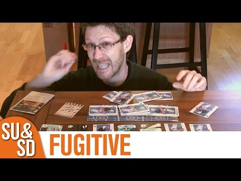 Fugitive - Shut Up & Sit Down Review