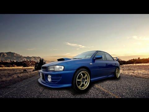 Project 11 1998 Subaru Impreza 1.6 AWD