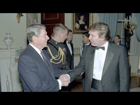 President Reagan would have been .supportive. of Trump, From YouTubeVideos