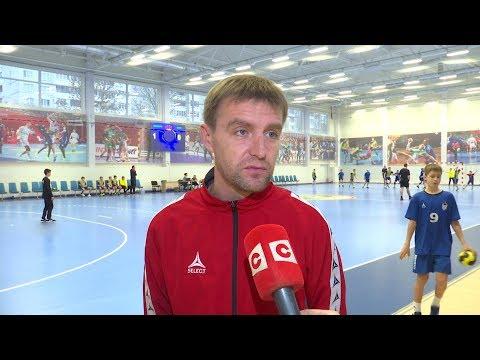Первый гандбольный турнир имени Каршакевича проходит в Минске