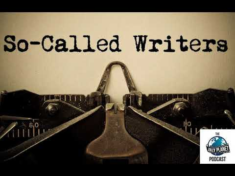 So-Called Writers #9 & #10: Appeal, Coverall, Credit and Plasterboard, Brush, Criteria