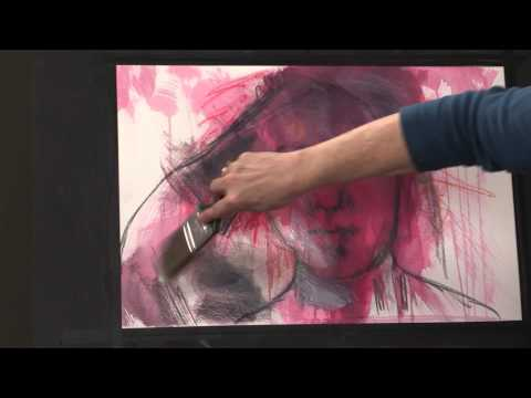 Painting Tips for Abstract Portraits with Debora Stewart