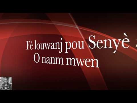 10000 Reasons (Chorus) in Creole