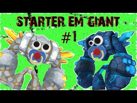 Starter em Giant 1 - B7/B8 - Time Farmável