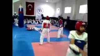 08 Aralık 2013 Kastamonu Taekwondo Ortak Antrenman