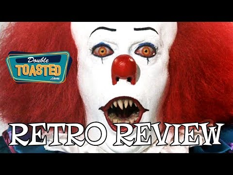 IT (1990) - RETRO MOVIE REVIEW HIGHLIGHT - Double Toasted