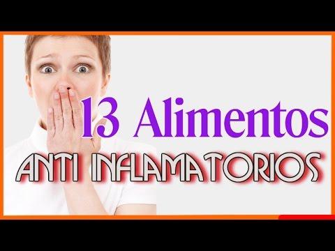13 Alimentos Anti Inflamatorios Que Debes Incorporar a Tu Dieta