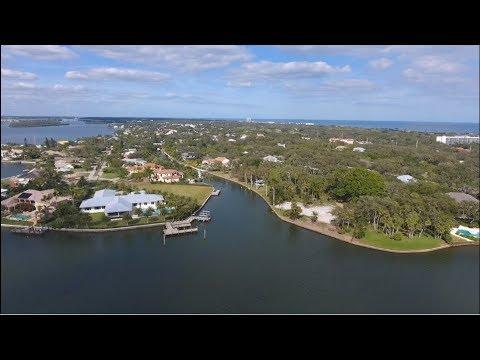 Vero Beach Luxury Real Estate - Waterfront Home Vero Beach - 1520 Indian Bay Drive Vero Beach, FL