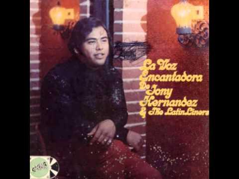 "TONY HERNANDEZ & THE LATINLINERS ""VOLARON CUATRO PALOMAS"""