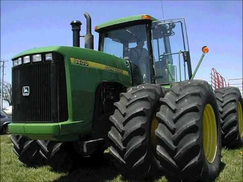 Jason Aldean-- Big Green Tractor