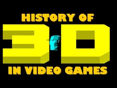History of 3D in Video Games
