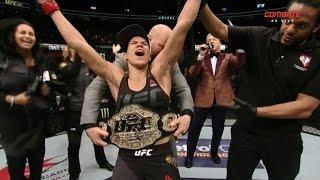 LUTA DA AMANDA NUNES VS RONDA ROUSEY (30/12/2016) UFC 207 - DISPUTA DO CINTURÃO PESO GALO [UFC 2]