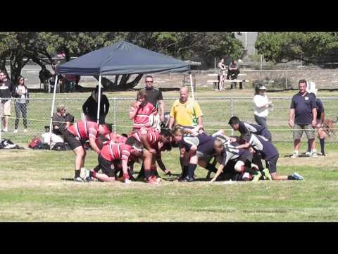 U16 Back Bay vs San Diego Aztec Warriors 2.7.2015.avi
