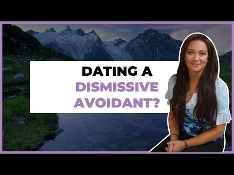 Avoidant attachment dating