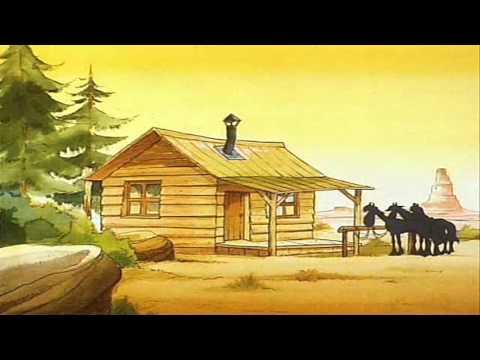 Lucky Luke 1x07 Calamity Jane