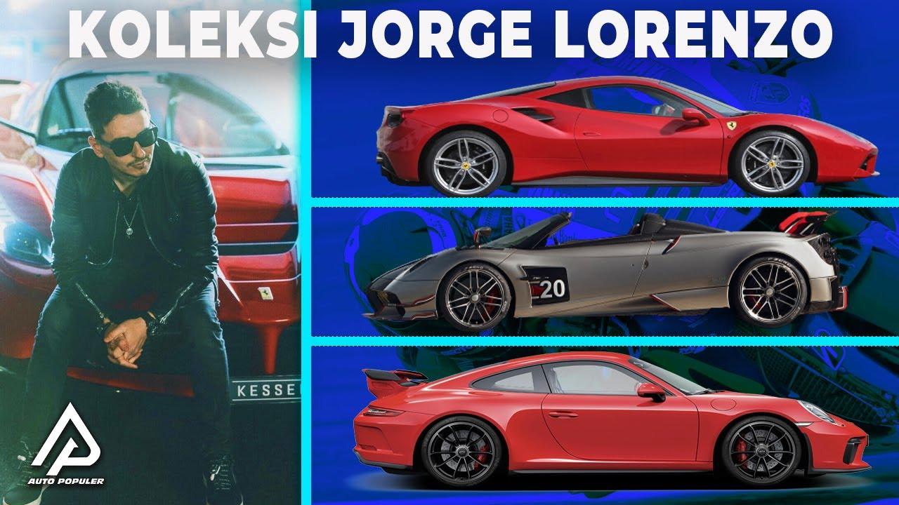 Pantas Saja Pensiun, Mari Bongkar Kekayaan dan Koleksi Mantan Pembalap Motogp Jorge Lorenzo