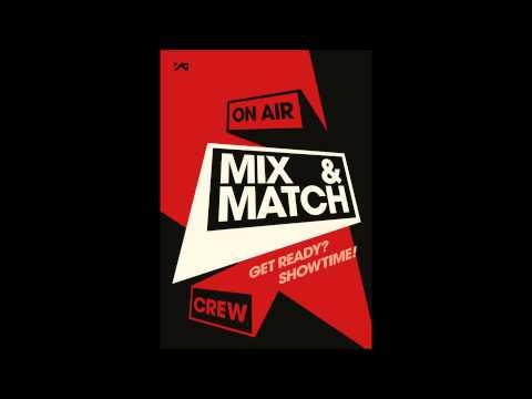 Mix & Match Team Bobby (Bobby, Junhoe, Chanwoo, Hanna) - Let's Get It Started mp3 Download + Lyrics