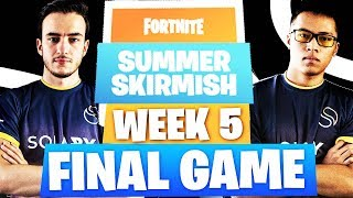 SUMMER SKIRMISH WEEK 5 EU - GAME 8 (Kinstaar Airwaks Hunter)