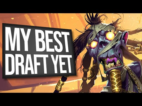 Now THIS Is a Strong Draft! | Rogue Arena | Hearthstone