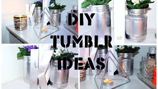 DIY: ROOM DECOR TUMBLR PART 2
