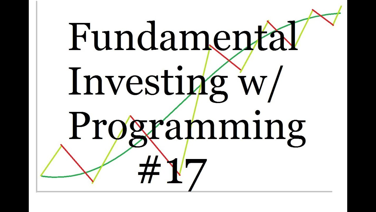 Adding our Historical Earnings to Chart Data Python