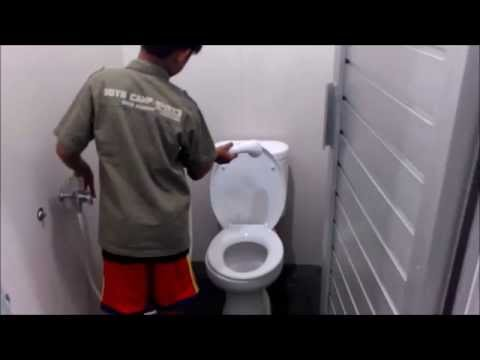 how to use toilet.. GNBS