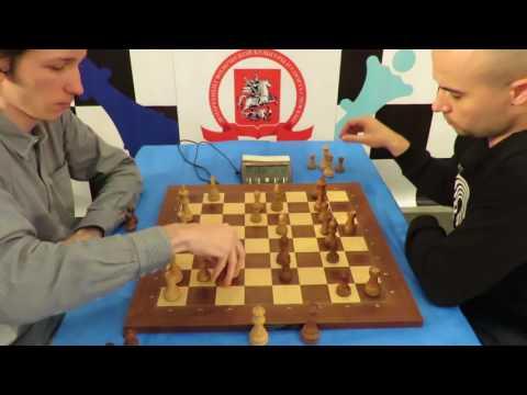 2016-09-04 GM Oparin Grigoriy - IM Moskalenko Alexander Moscow blitz