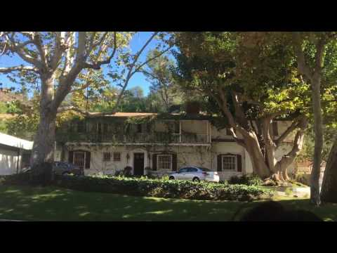 Carrie fisher's House Hollywood