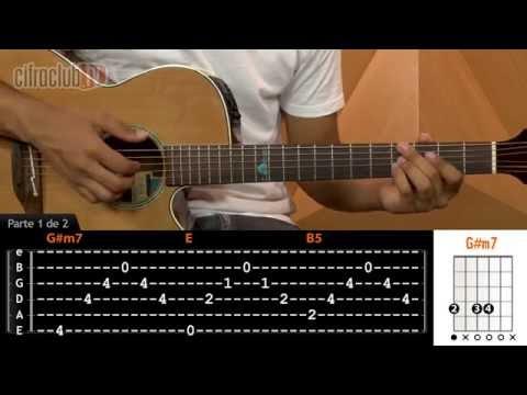 Amar Não É Pecado - Luan Santana (aula de violão)