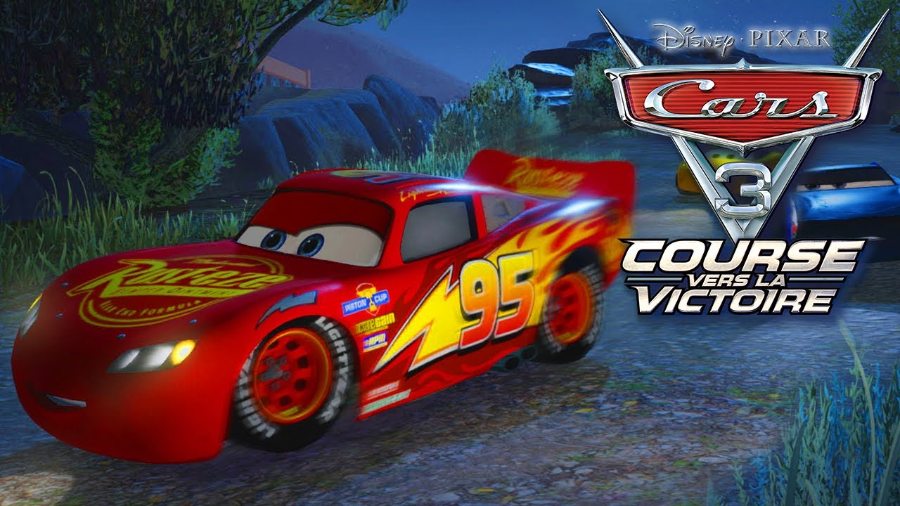 cars 3 course vers la victoire fr 3 youtube. Black Bedroom Furniture Sets. Home Design Ideas