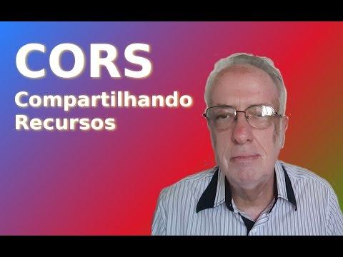 CORS - Compartilhando Recursos
