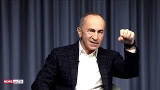 Ինչու էին ադրբեջանցիները խնայում նախագահի նստավայրը Ստեփանակերտում. Ռոբերտ Քոչարյան