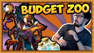 Hearthstone: Budget Aladdin Zoo Warlock - Rise Of Shadows