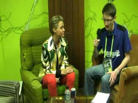 Ruby Rose Interview @ Unigames2012