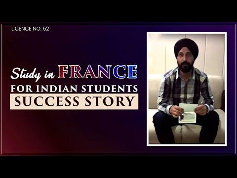 France  Visa Success Story by ESC
