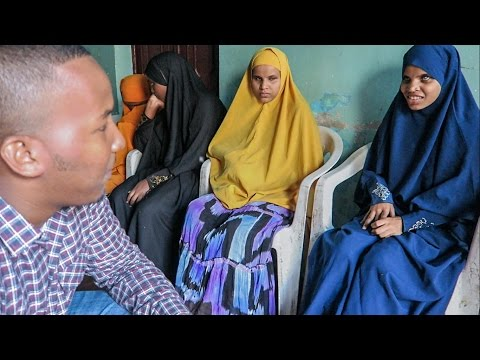 THE SCHOOL FOR THE BLIND & DEAF IN MOGADISHU | MUKHTARNUUR VLOG #8 | HD | 2016 |
