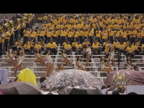 "Southern University Human Jukebox 2016 ""No Other Love"" by John Legend | SU vs. ASU"