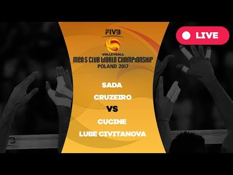 Men's Club World Championship, Group A, Sada Cruzeiro – Cucine Lube Civitanova
