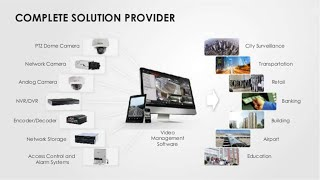 Smart Security Solution | Commercial & Industrial Security Camera Systems by DSMLA Los Angeles, Ca