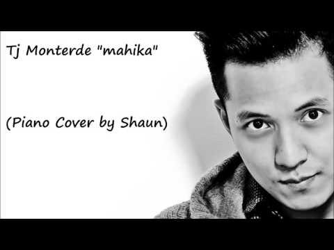 Tj Monterde Mahika Piano Cover By Shaun (SGL Production)