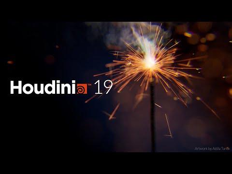Houdini 19 Launch Reveal