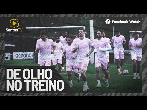 DE OLHO NO TREINO – 25/10