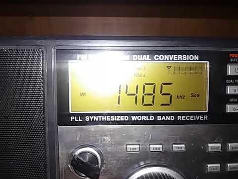 radio devill 14i85khz thessaloniki greece  reception 11:19  8/4/2018