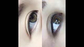 видео Как делают татуаж глаз