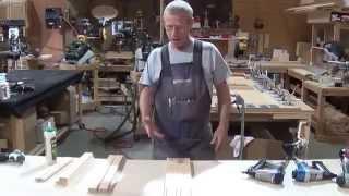Mr. Ed builds screen bottom boards
