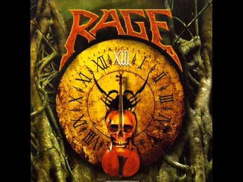 Клип Rage - Turn The Page