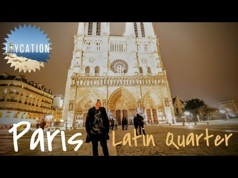 PARIS FRANCE Latin Quarter City Guide | Travel France | Fren