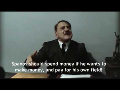 Hitler Reacts To Oakland's Deal To Keep Raiders