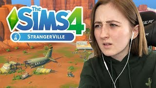 Everything Wrong With The Sims 4: Strangerville