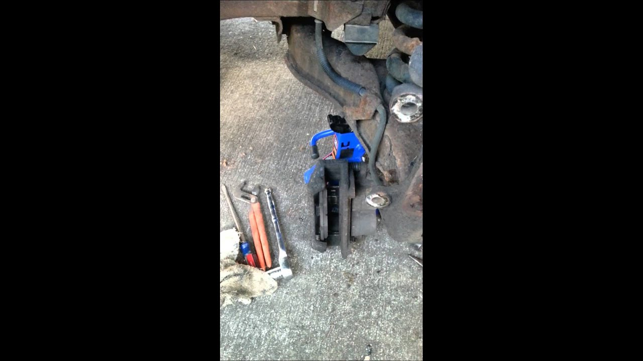 Changing The Abs Speed Sensor On A 1999 Ford F150 Youtube Wiring Diagram Expedition